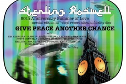 Sterling Roswell - Give Peace Another Chance