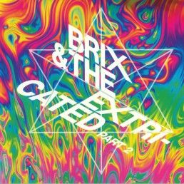 Blang 73 - Brix & The Extricated - Part 2 LP: black/clear vinyl, CD, DL (September 2017)